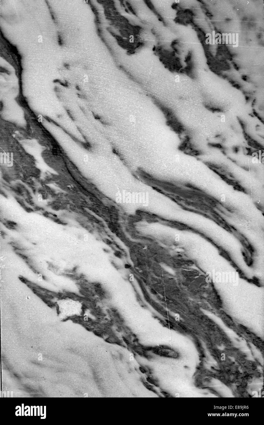 Il Marmo Bianco E Nero Sfondo Texture Foto Immagine Stock