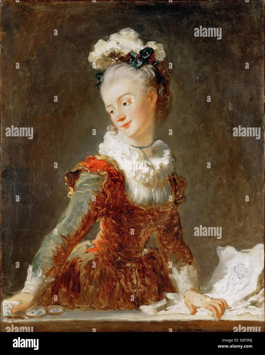 Ritratto della ballerina Maria Maddalena Guimard (1743 1816