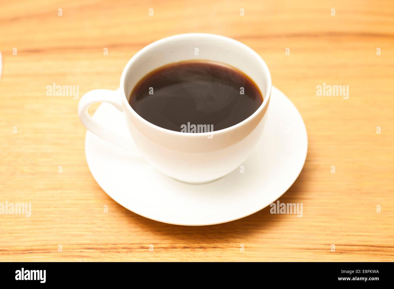 Tazza di Caffè Americano Immagini Stock