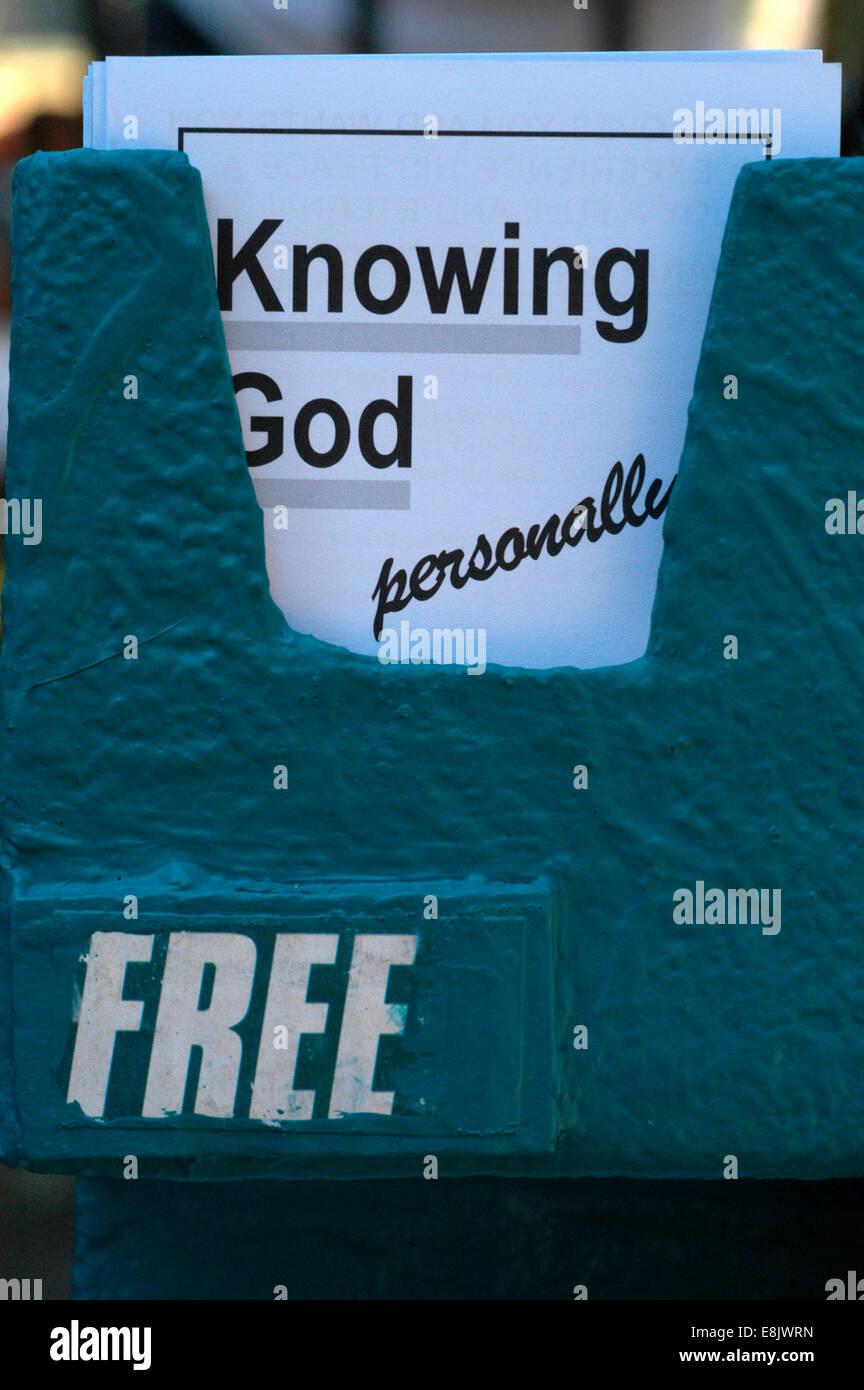 opuscoli evangelici da