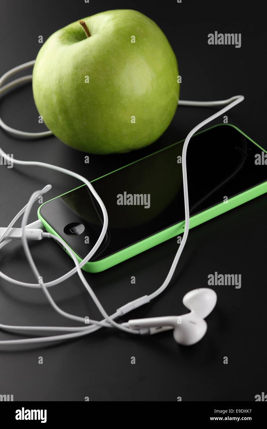 Sfondi con mela per iphone