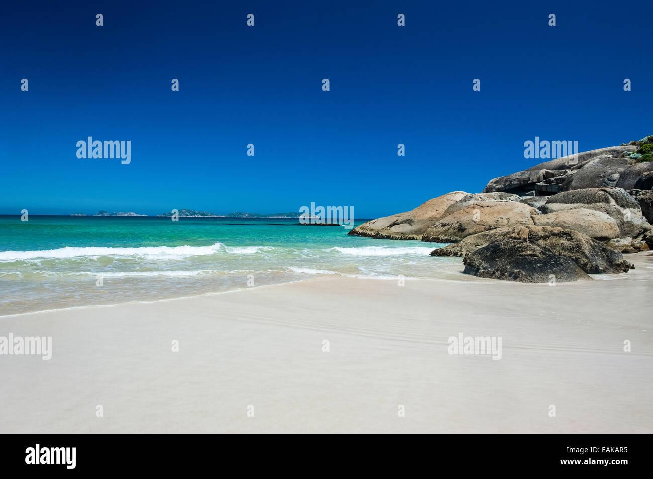 Norman Beach, Wilsons Promontory National Park, Victoria, Australia Immagini Stock
