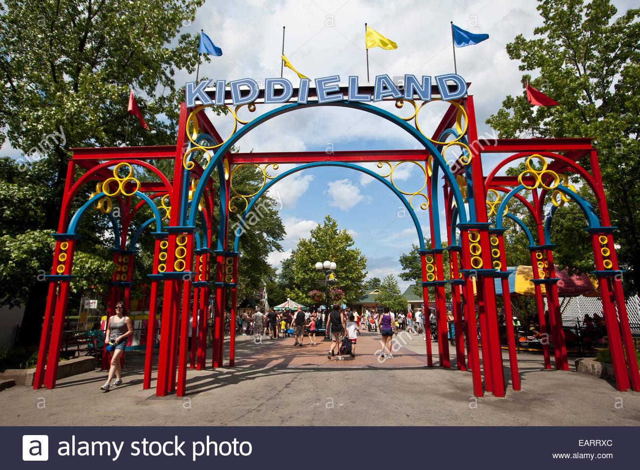 Ingresso Kiddieland A Kennywood Amusement Park