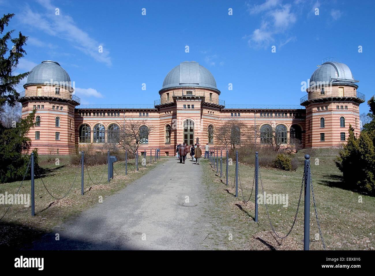 Potsdam aggancio