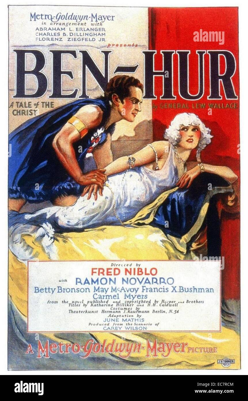 Ben Hur: un racconto del Cristo Immagini Stock