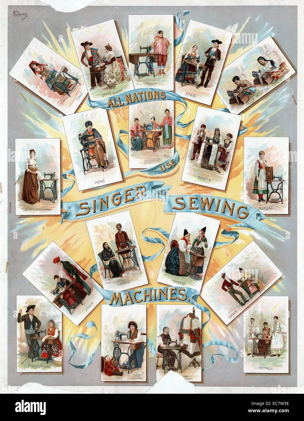 vecchie macchine da cucire cantante datazione 32 incontri 23 anno vecchio