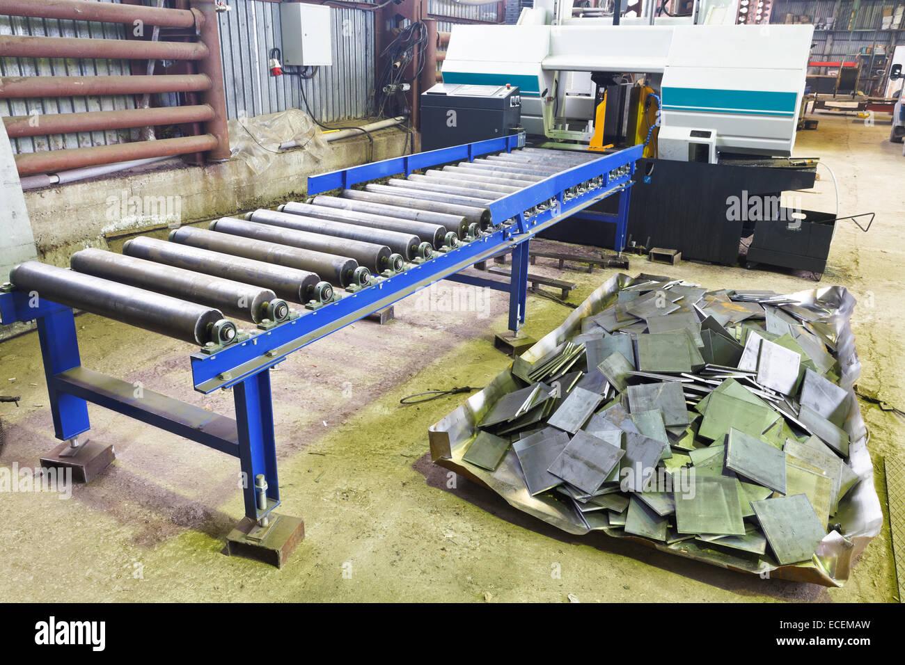 Piastrelle per officine meccaniche pavimenti industriali in pvc