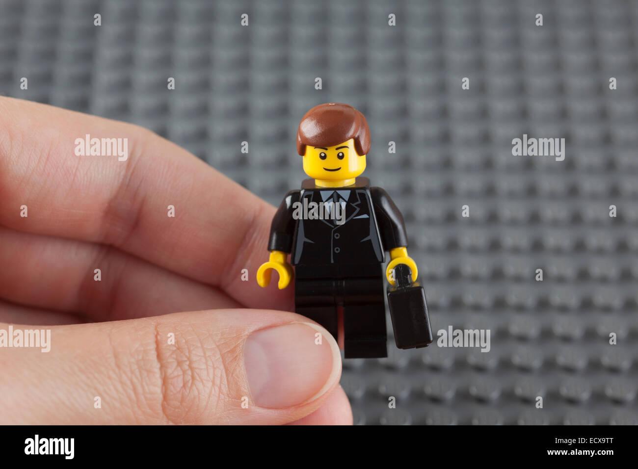 Lego Pente//Slope Inversée 75 2x1x3 réf couleur au choix 2449