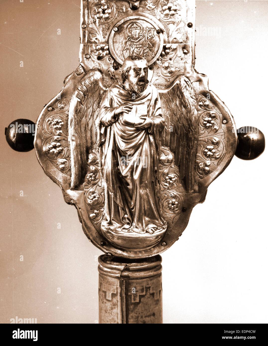 Abruzzo, L'Aquila, Celano, museo, Italia, xx secolo, foto, fotografia, Europa Immagini Stock