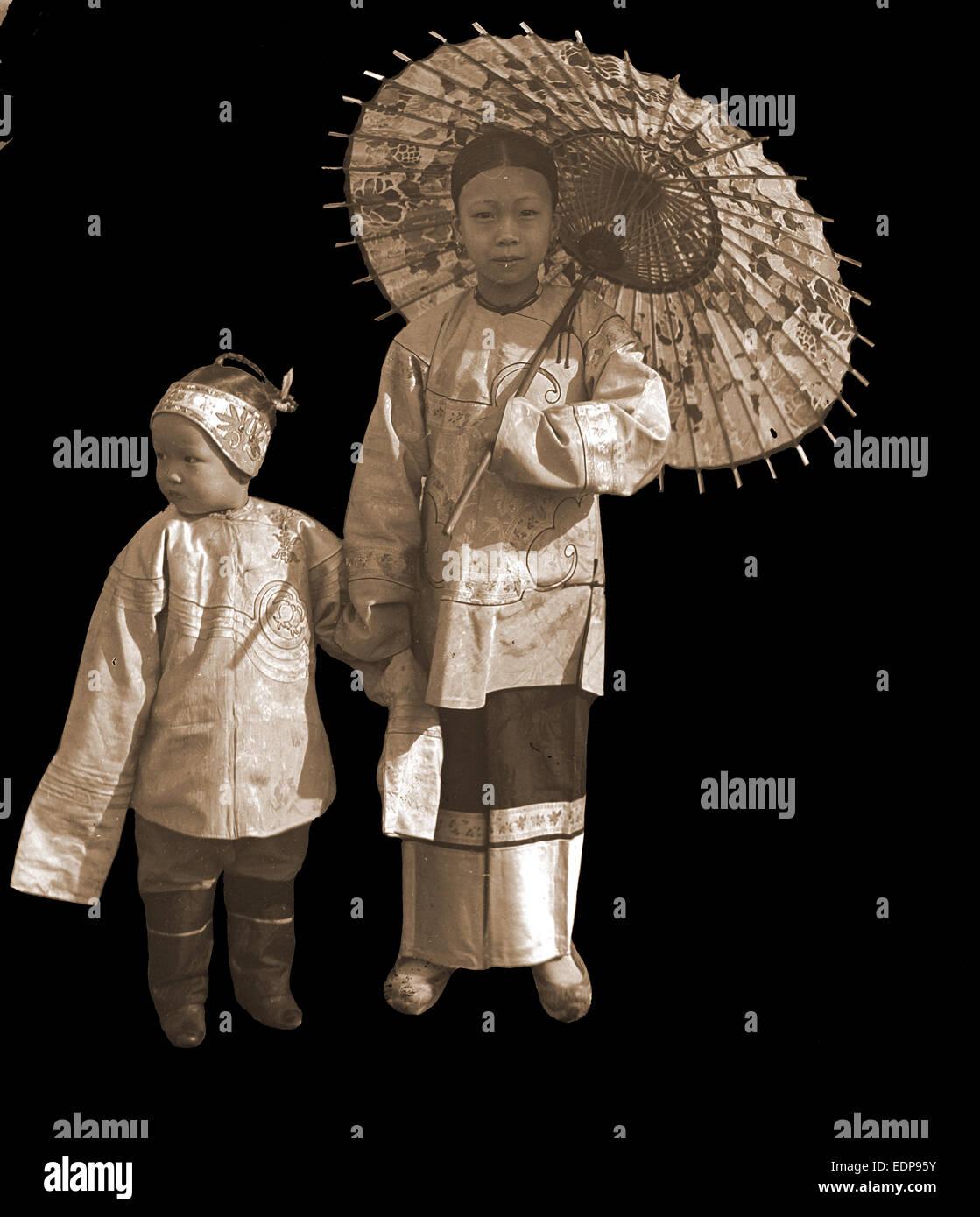 risalente a un uomo cinese americano