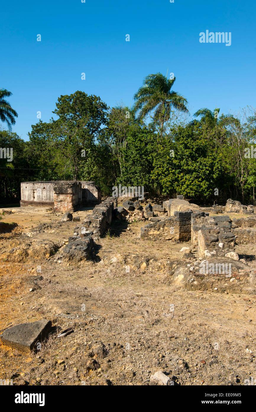 Dominikanische Republik Cibao La Vega La Vega Vieja Fortaleza De