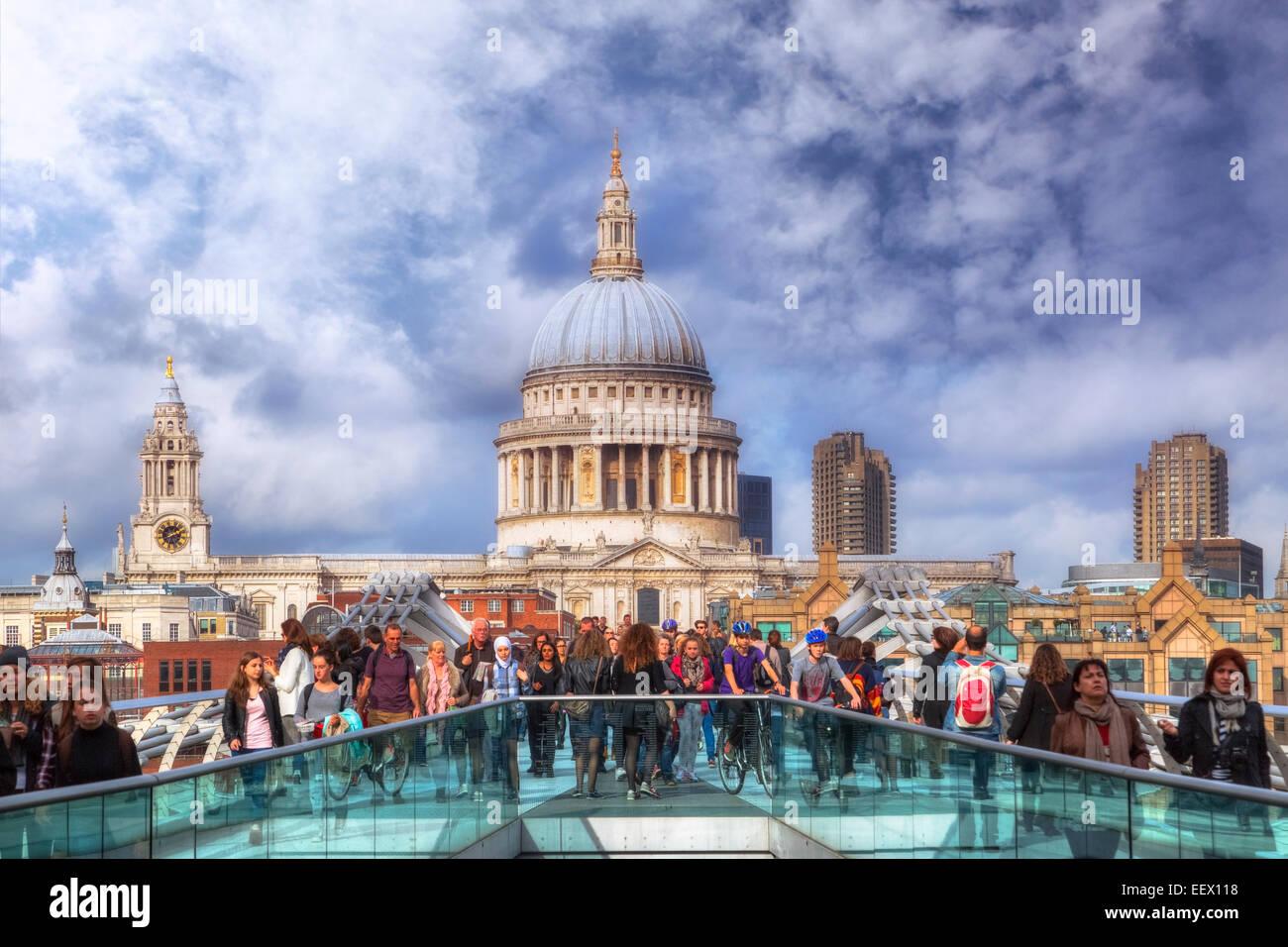 Londra Foto Stock