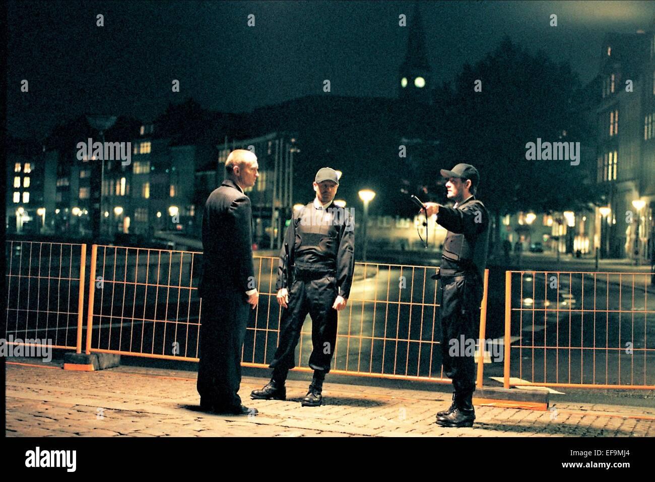 ULRICH THOMSEN ALLEGRO (2005) Immagini Stock