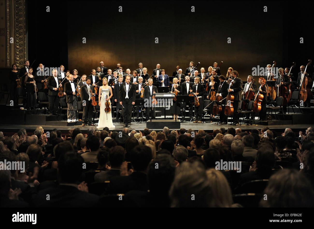 ORCHESTRA LE CONCERTO ; il concerto (2009) Foto Stock