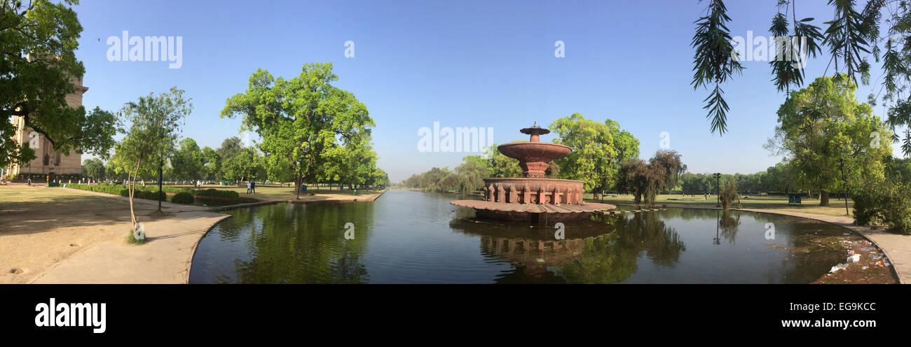 India, Nuova Delhi, India Gate Immagini Stock