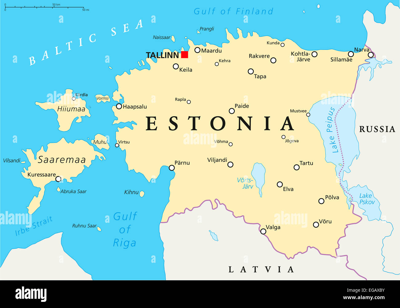 Cartina Del Mondo Con Le Capitali