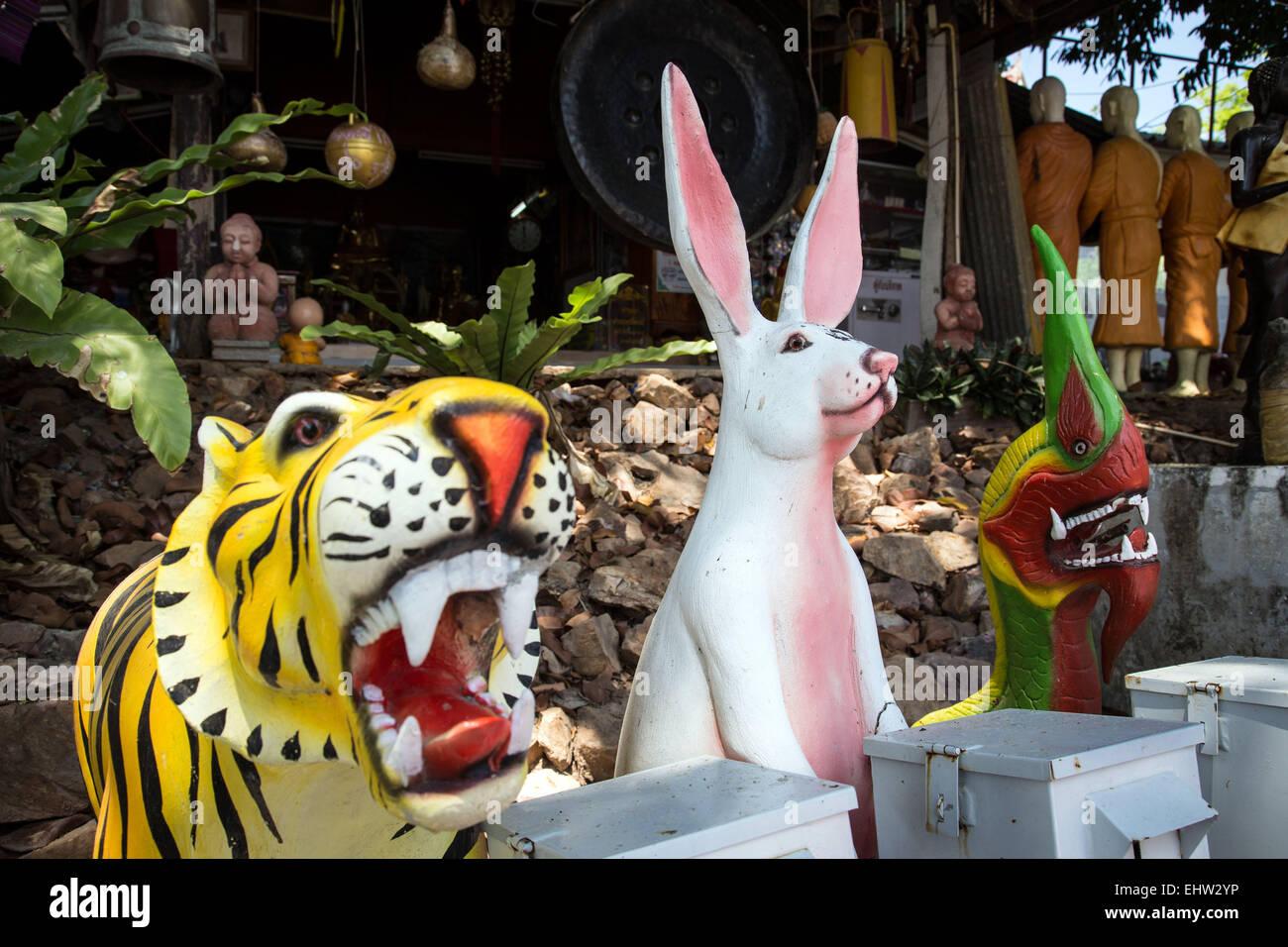 Thailandia, ASIA DU SUD-EST Immagini Stock