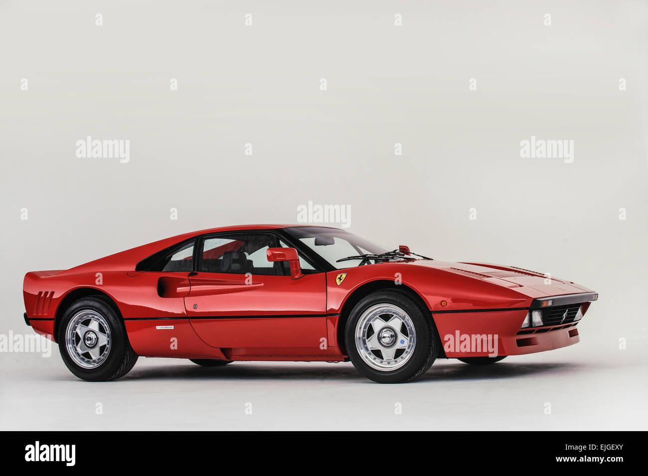 1985 Ferrari 288 GTO Immagini Stock