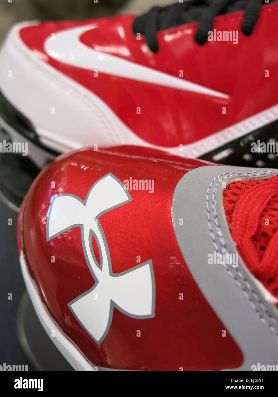 Nike Trainers Sneakers Immagini   Nike Trainers Sneakers Fotos Stock ... 819409cbb2c