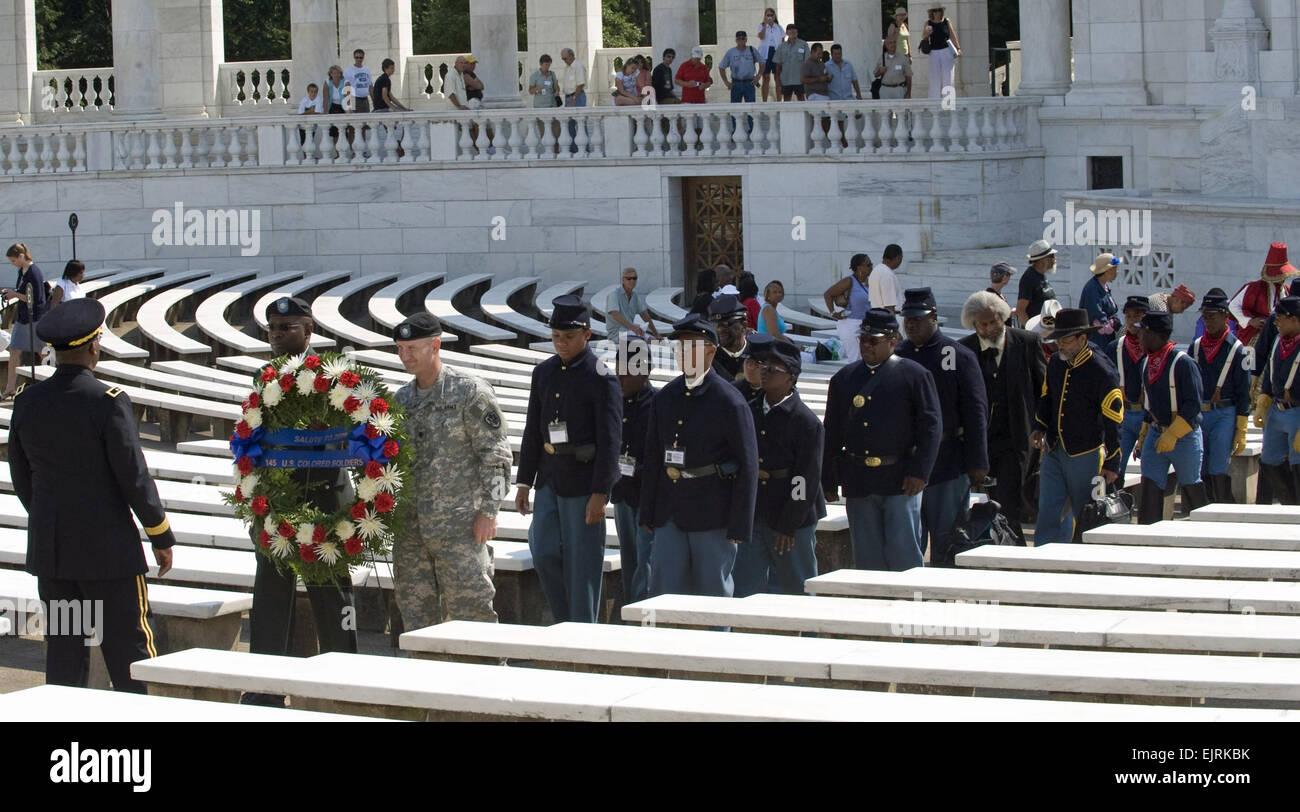 Anniversario Ufficio : Afro americano di guerra civile memorial anniversario william