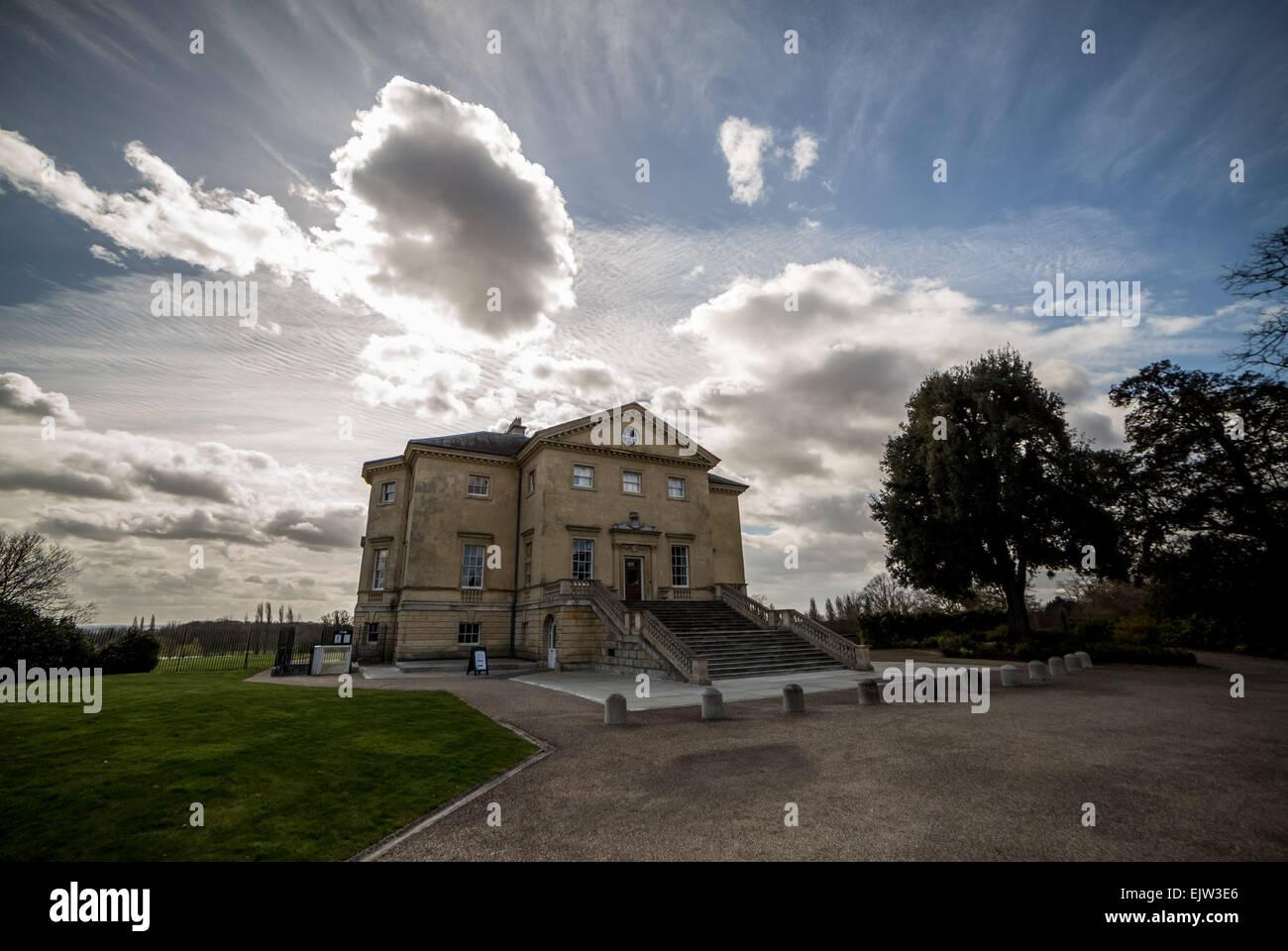 Londra, Regno Unito. Il 1 aprile, 2015. Danson House in Bexleyheath Credito: Guy Corbishley/Alamy Live News Immagini Stock