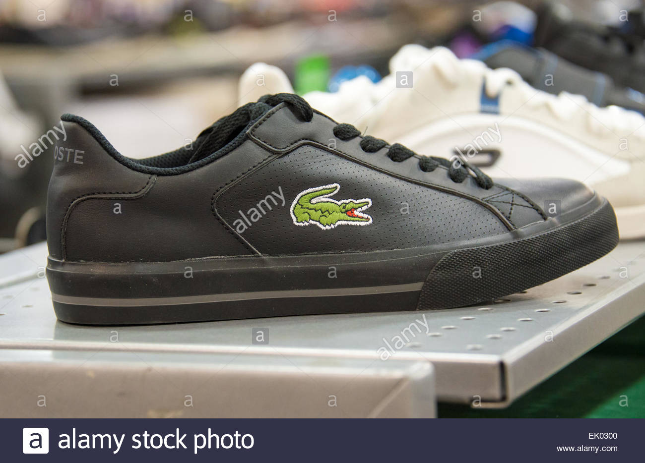 Lacoste Clothing Immagini & Fotos Stock Alamy