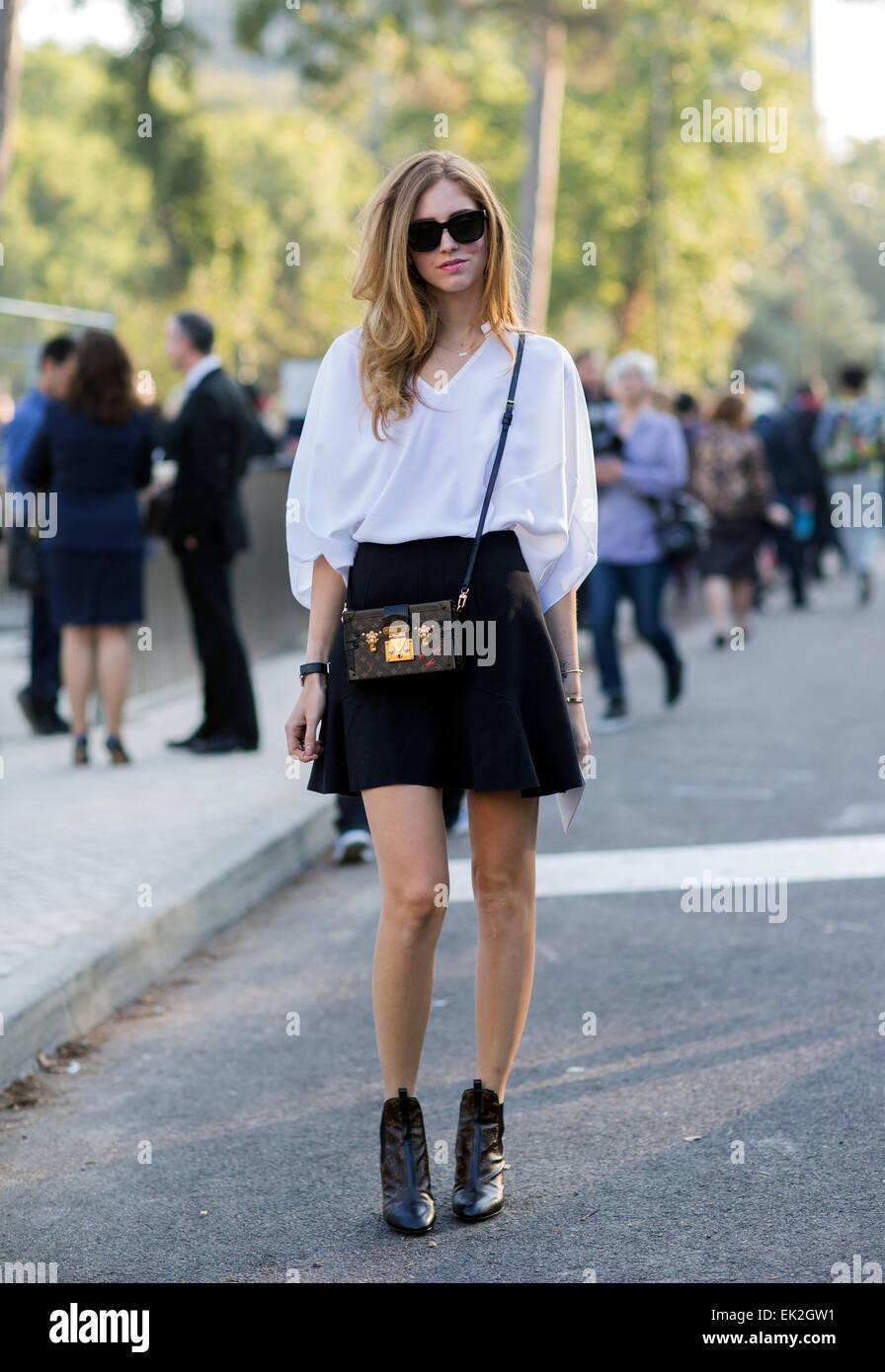 Settimana della moda di Parigi - Primavera Estate 2015 - dotato di street  style® d3d2052e628