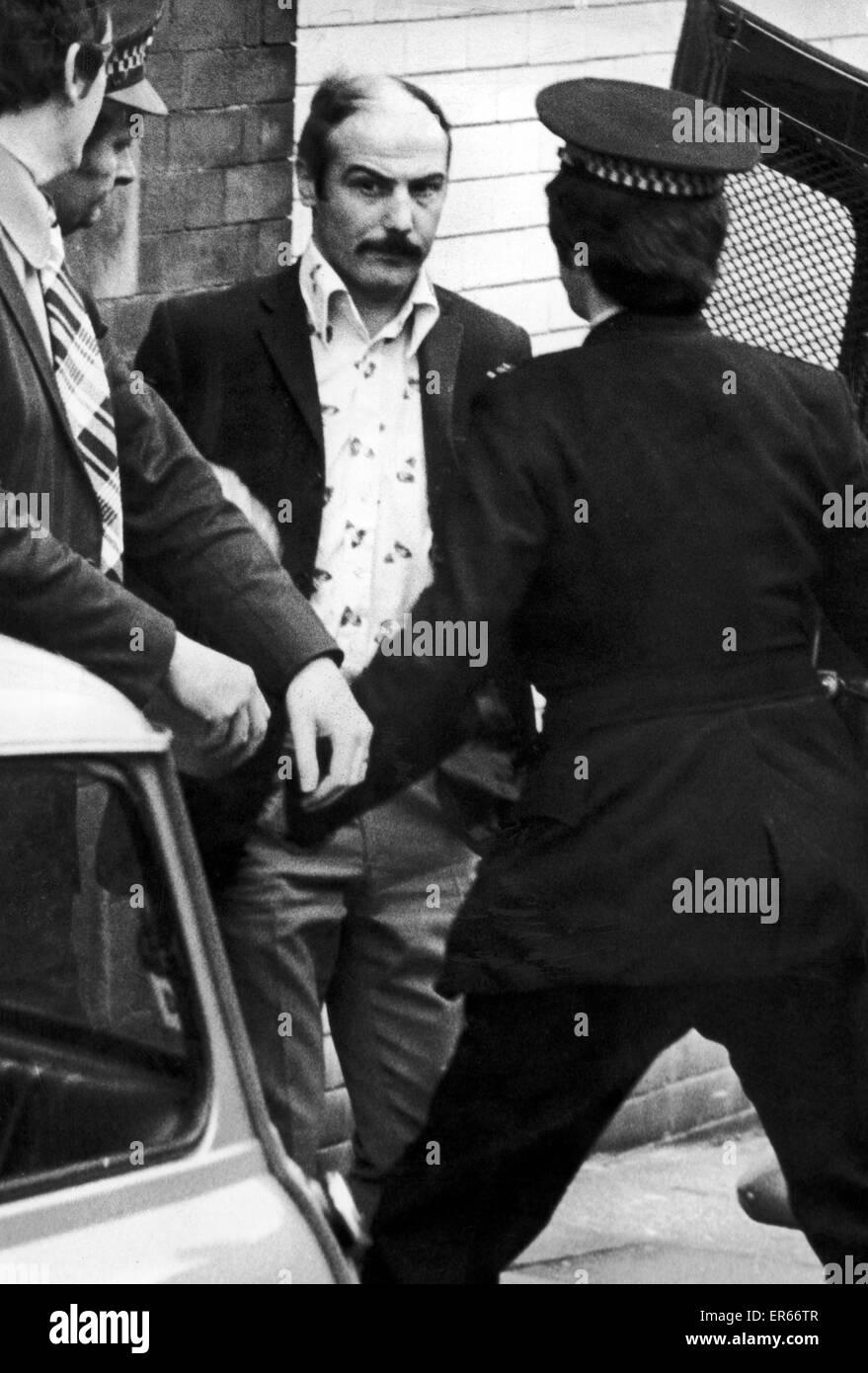 Trevor Joseph Hardy, serial killer, colpevole di omicidi di Janet Lesley Stewart 15 Capodanno 1974, Wanda Skala, Immagini Stock