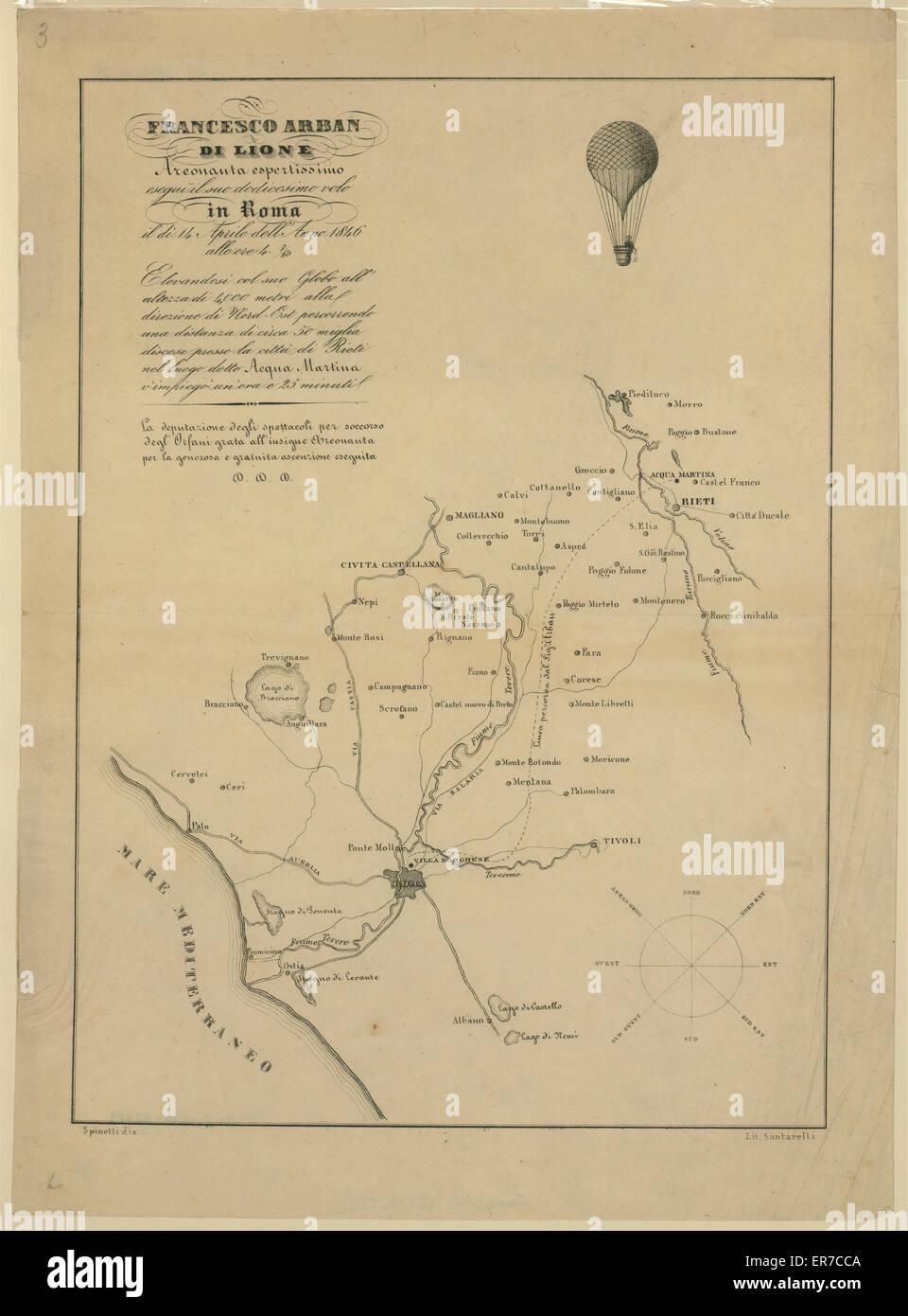 Cartina Geografica Trieste E Dintorni