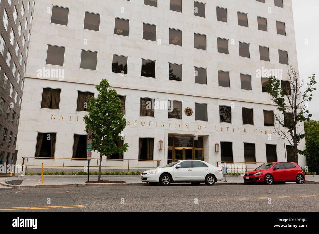 Associazione Nazionale dei Gestori lettera headquarters - Washington DC, Stati Uniti d'America Immagini Stock