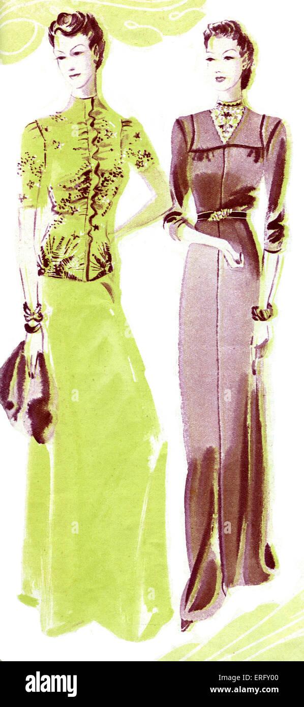 Schiaparelli FranceseAbito Elsa 's Collezione Da Moda 1938 Sera ZkXiTPOu