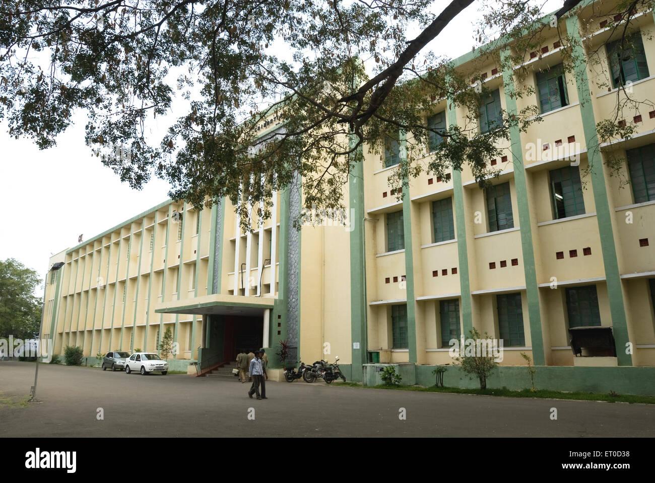 Coimbatore Institute of technology college di ingegneria ; Tamil Nadu ; India Immagini Stock