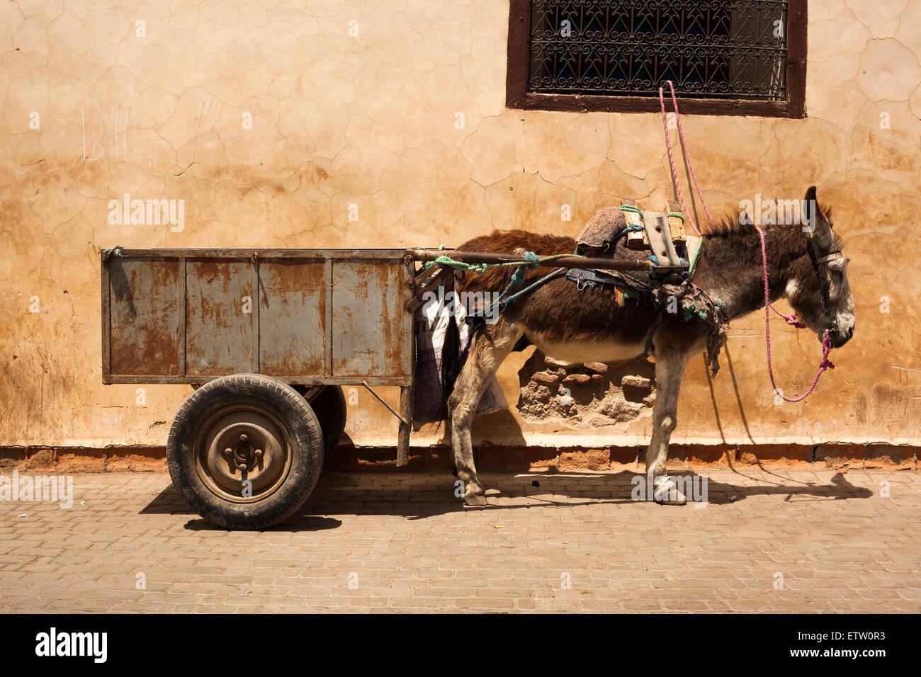 Agganciare a Marrakech