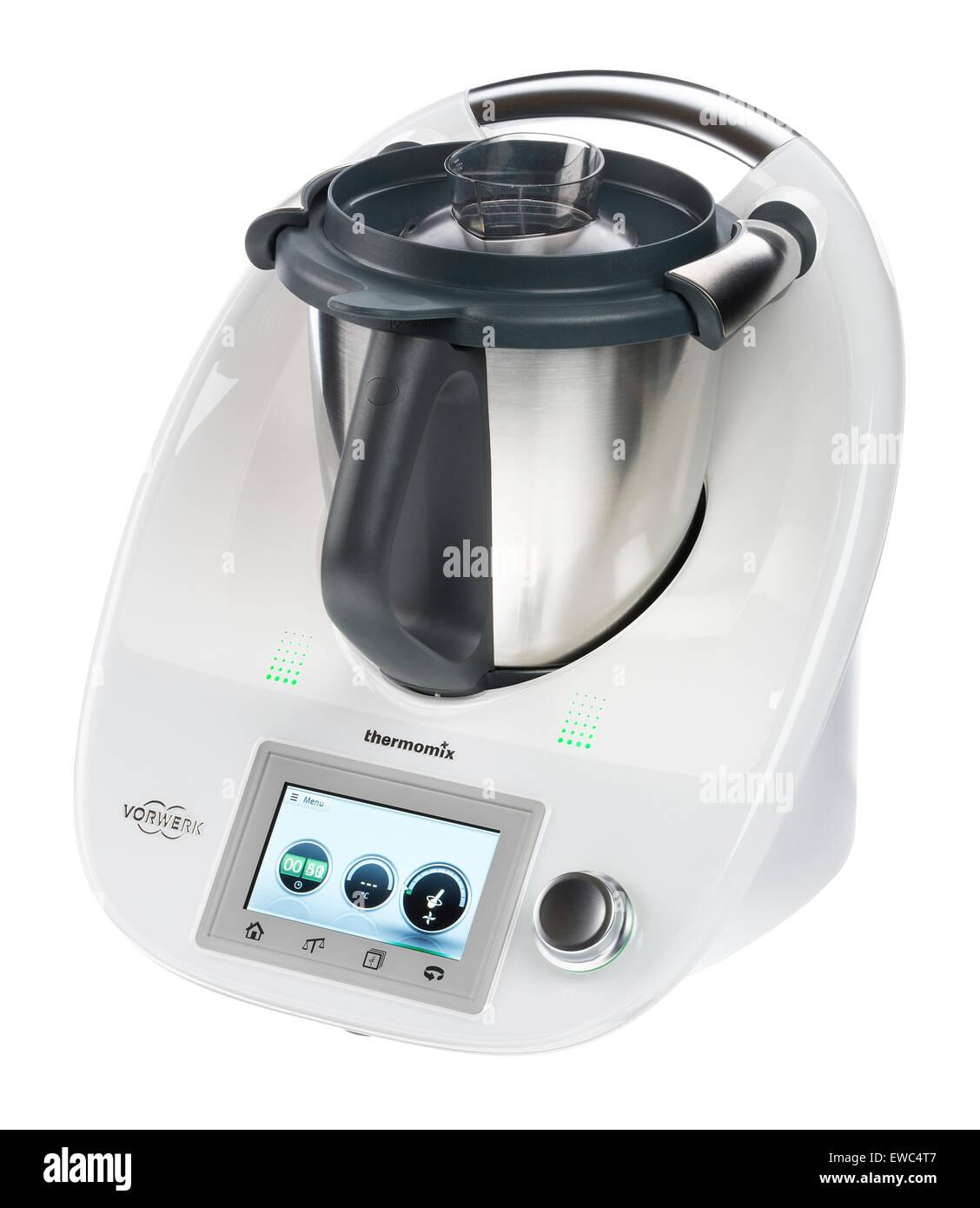 Thermomix dispositivo di cottura. Robot da cucina Apparecchio di ...