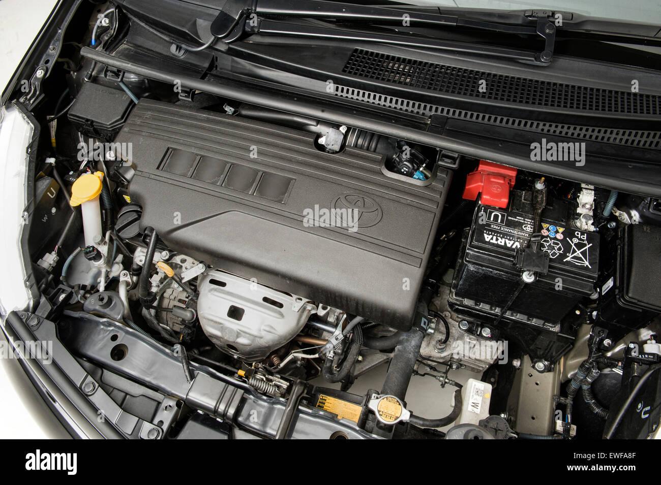 2014 Toyota Yaris Immagini Stock