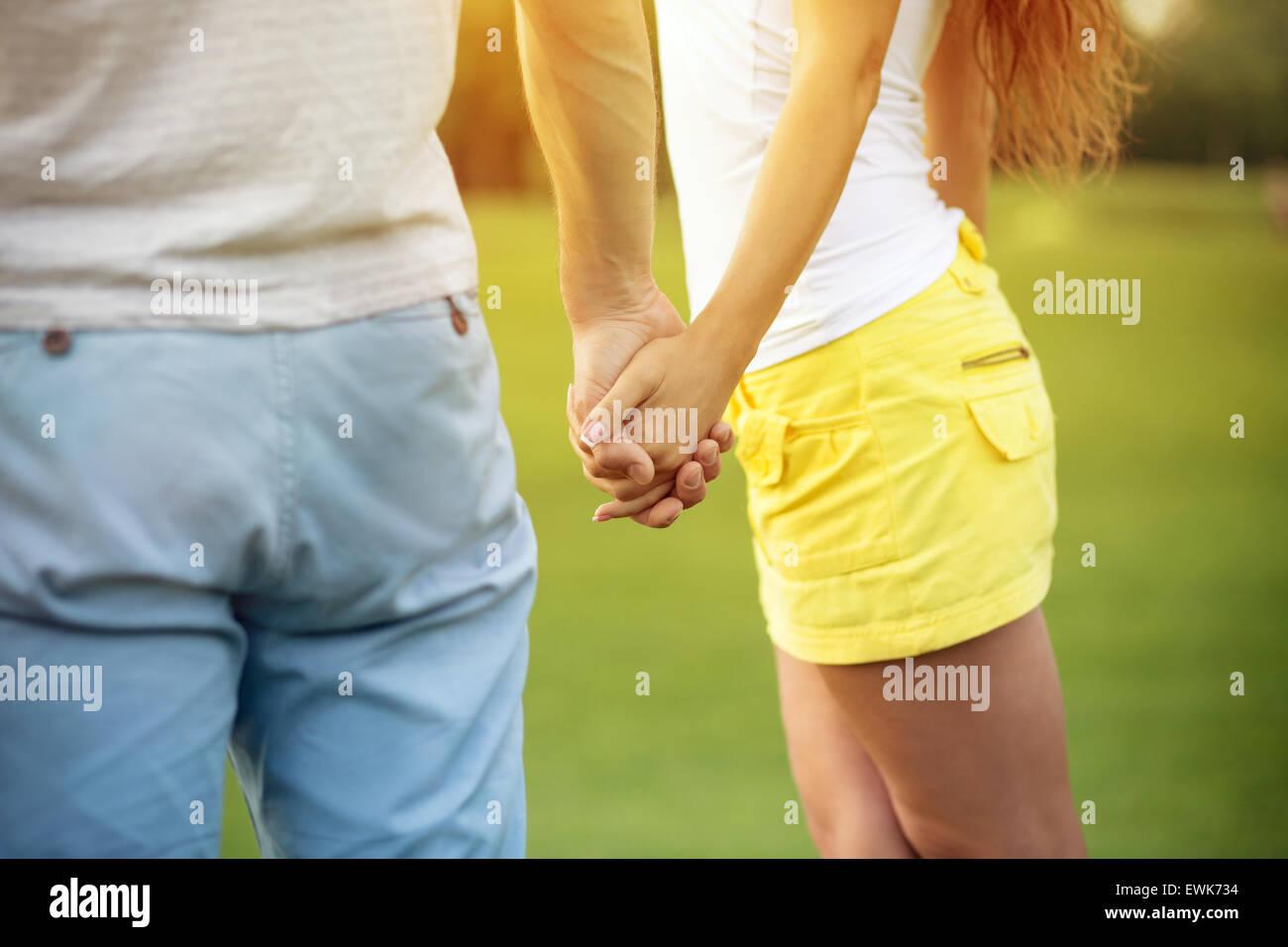 Giovane coppia Immagini Stock