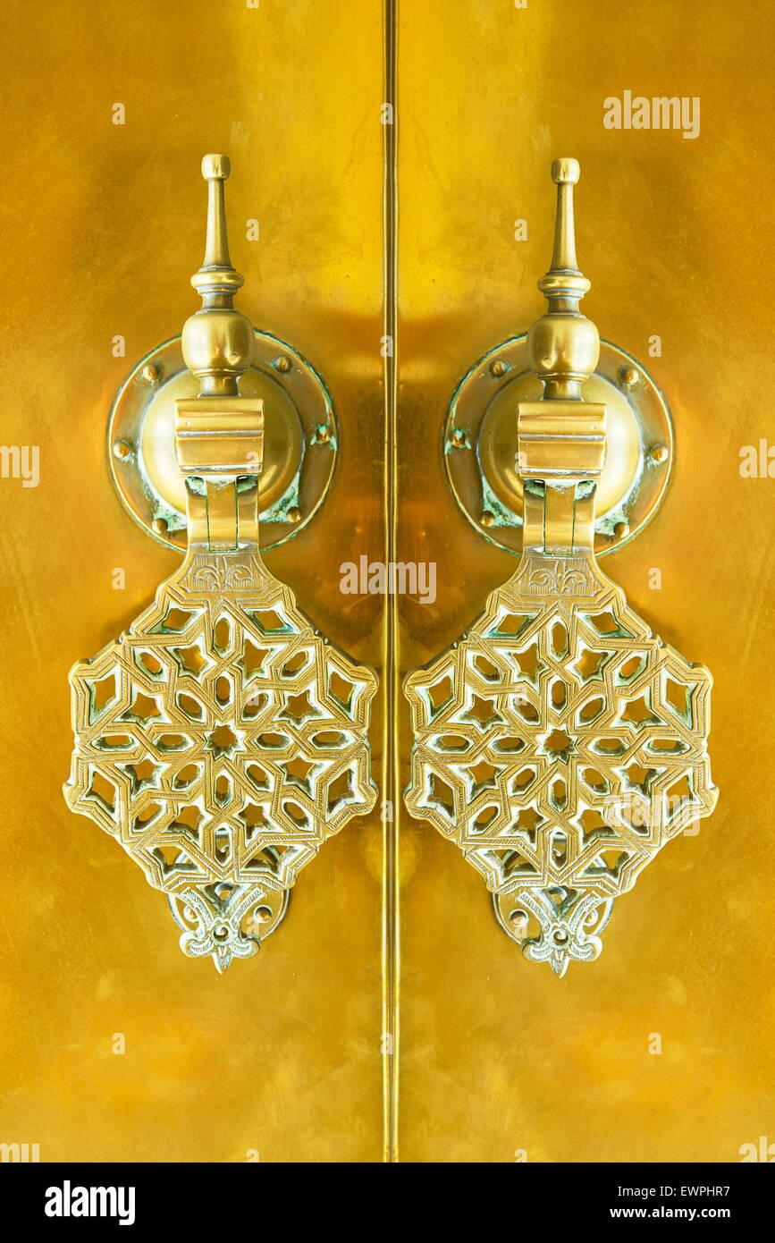 Respingente ornamentali, Marocco, Africa Immagini Stock