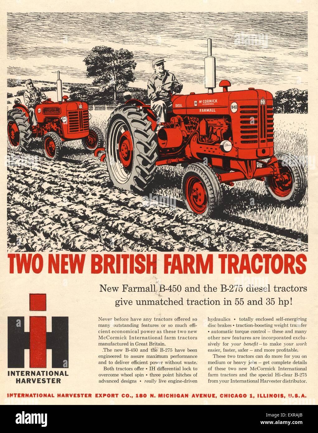Datazione trattori Farmall