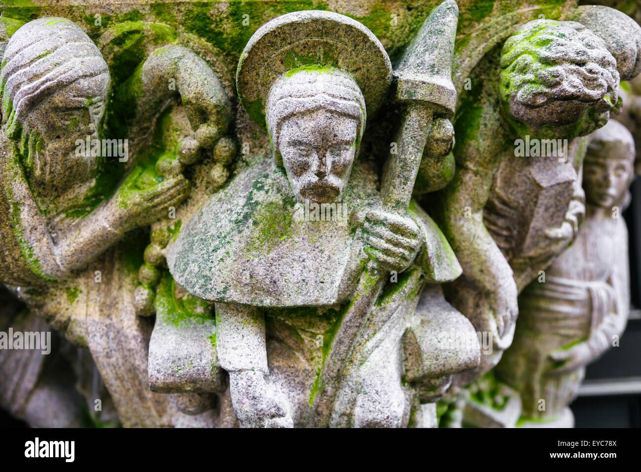 Arte religiosa. Immagini Stock