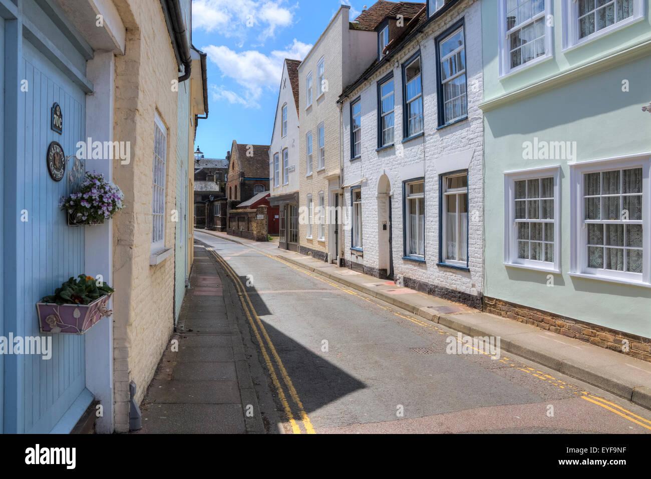 Trattativa, Kent, England, Regno Unito Immagini Stock