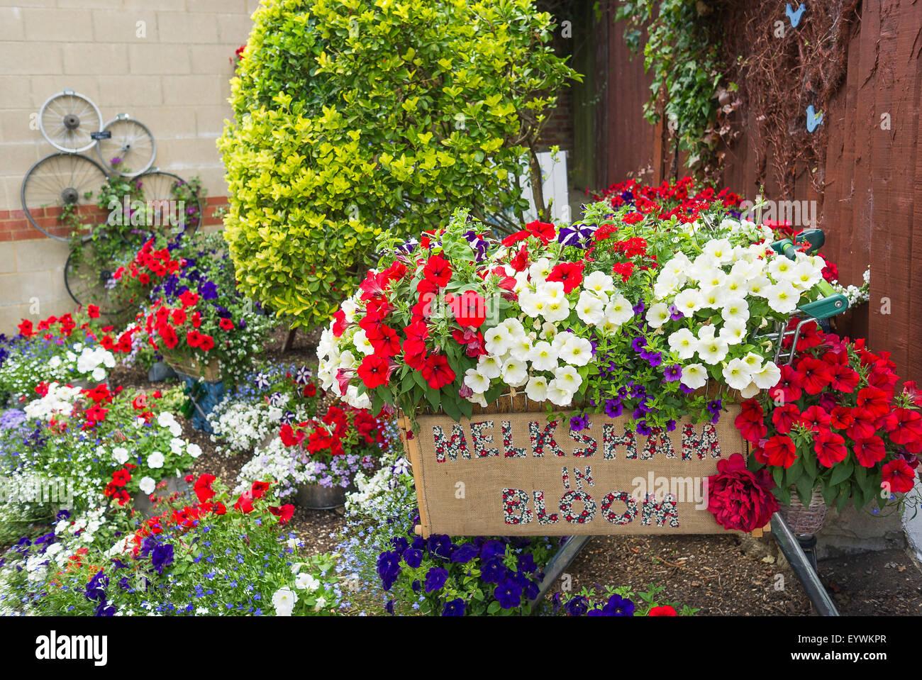Fioriere Per Fiori ~ Fantasia di fiori ornamentali giardino composto da materiali