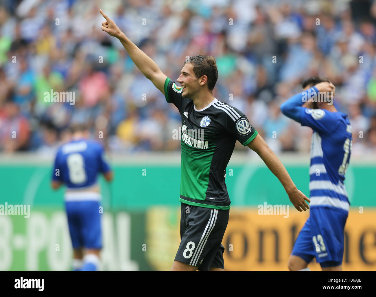 Terza Maglia FC Schalke 16Alessandro Schöpf