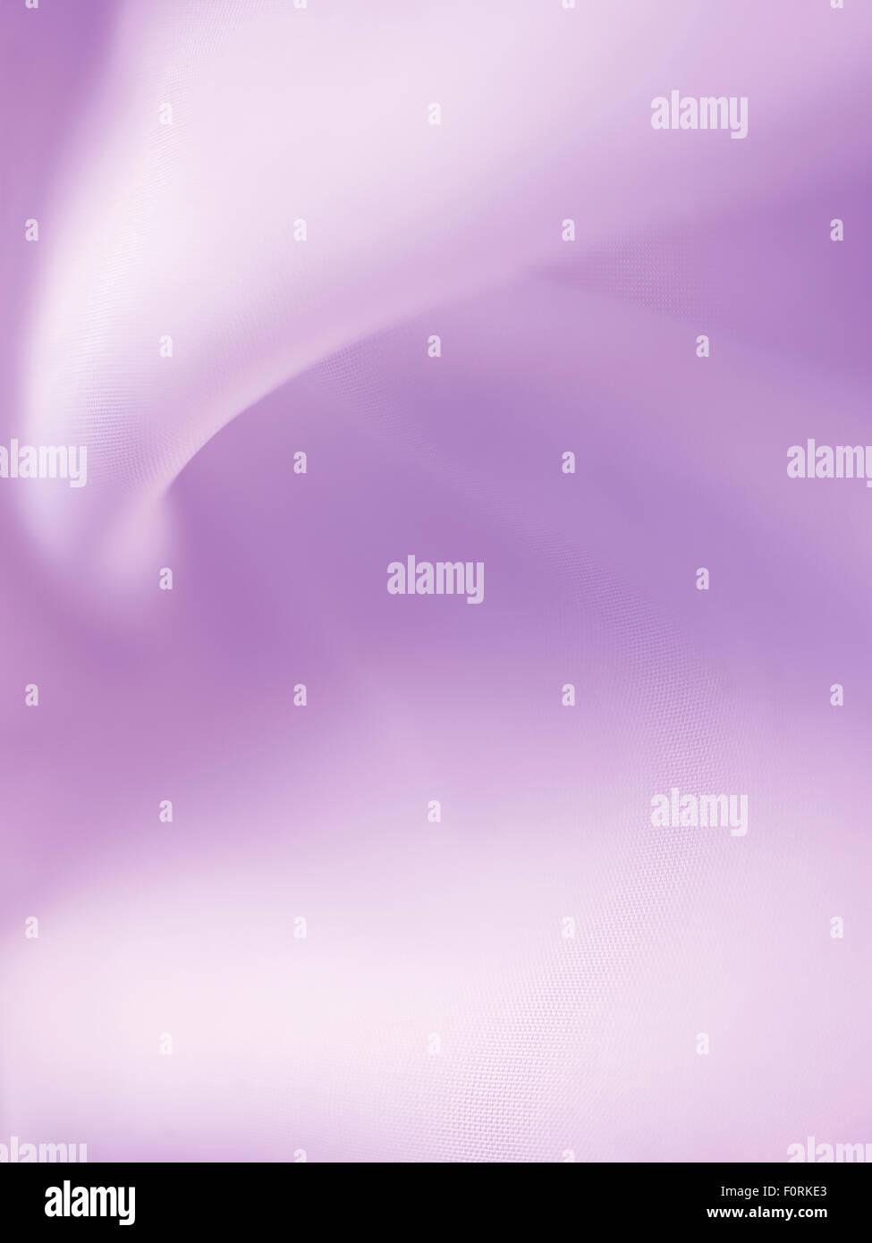 Macro shot di materiale colorato di rosa o viola prese con una grande profondità di campo per migliorare la Immagini Stock