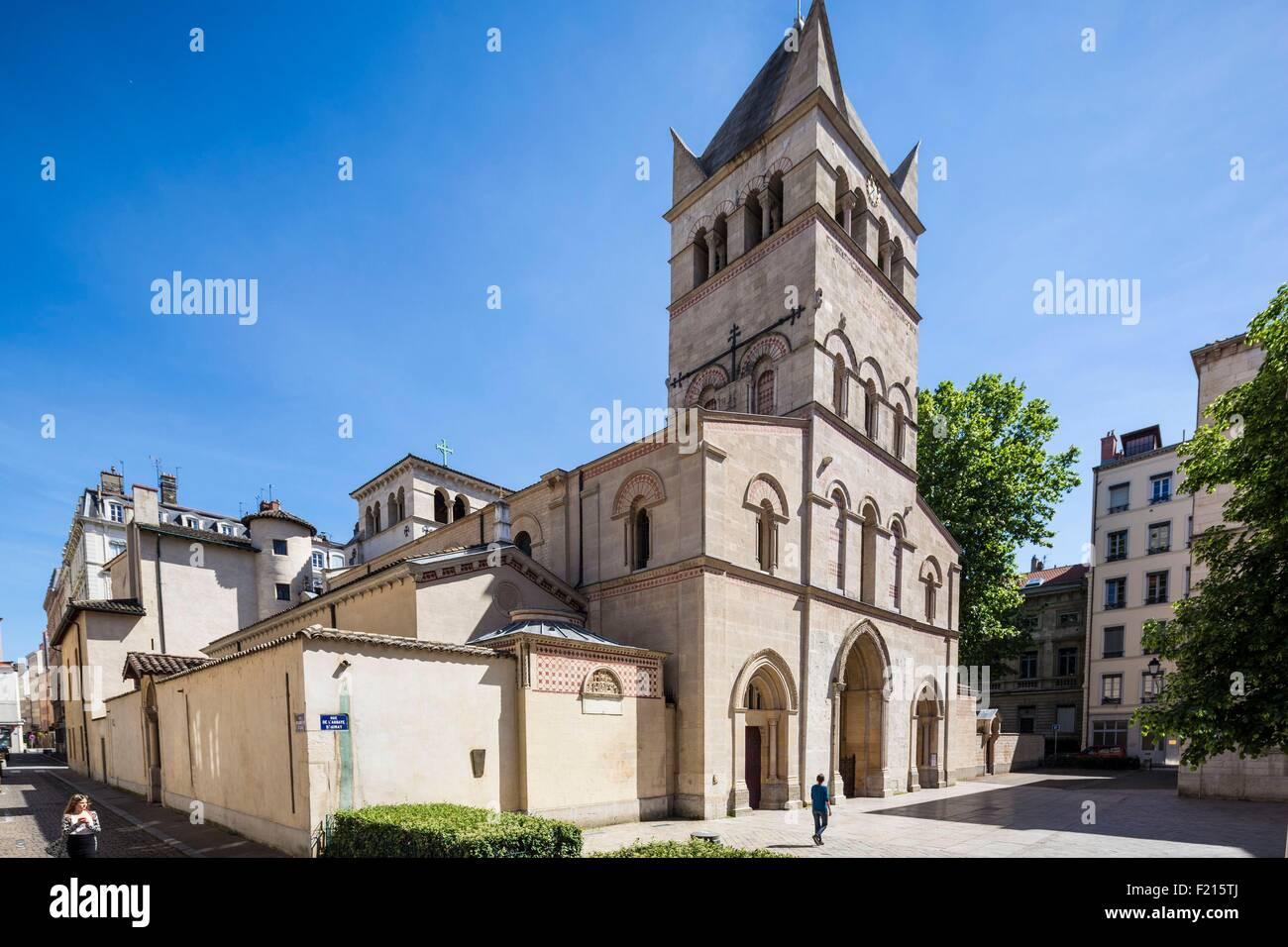 Francia rhone lione sito storico st martin d 39 ainay for Sito storico