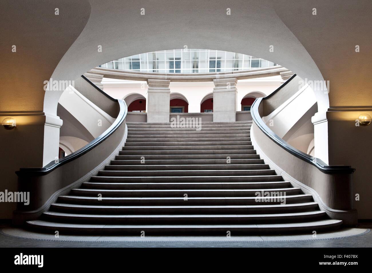 UNI Zurigo Immagini Stock