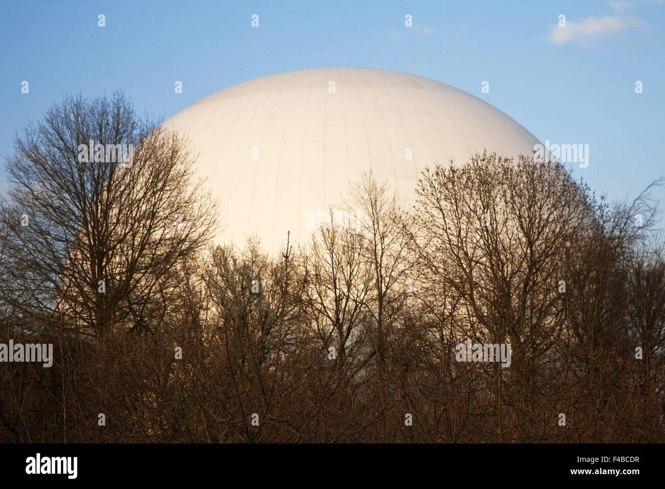 L'osservatorio di Bochum, Germania. Immagini Stock
