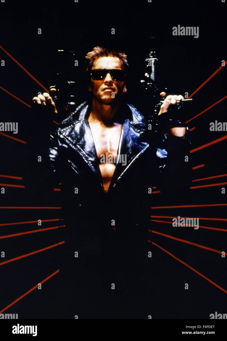 brand new f7985 29ecc Arnold Schwarzenegger   il terminatore 1984 diretto da James Cameron  Immagini Stock