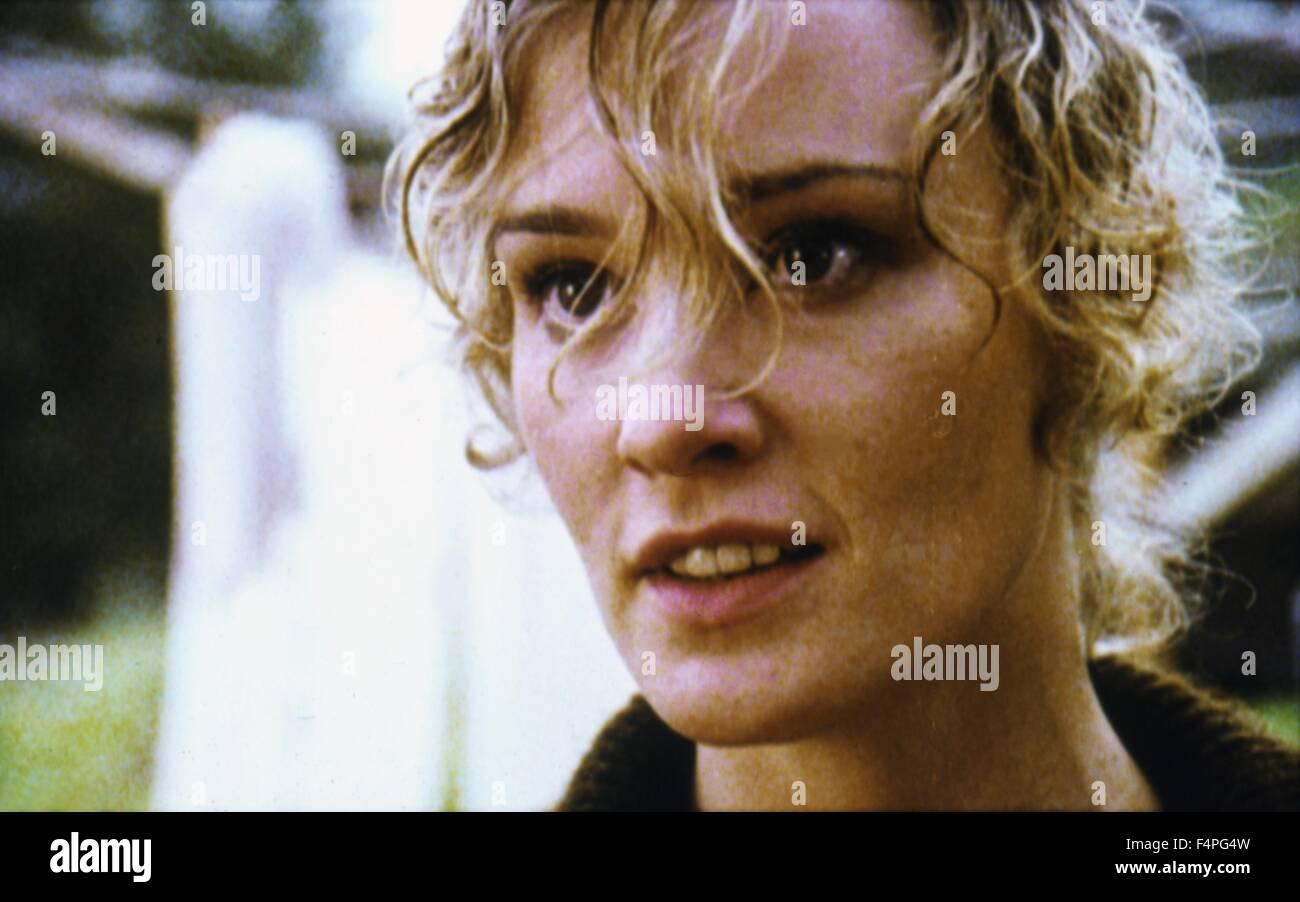 Jessica Lange / Il postino anelli sempre due volte / 1981 diretto da Bob Rafelson Immagini Stock