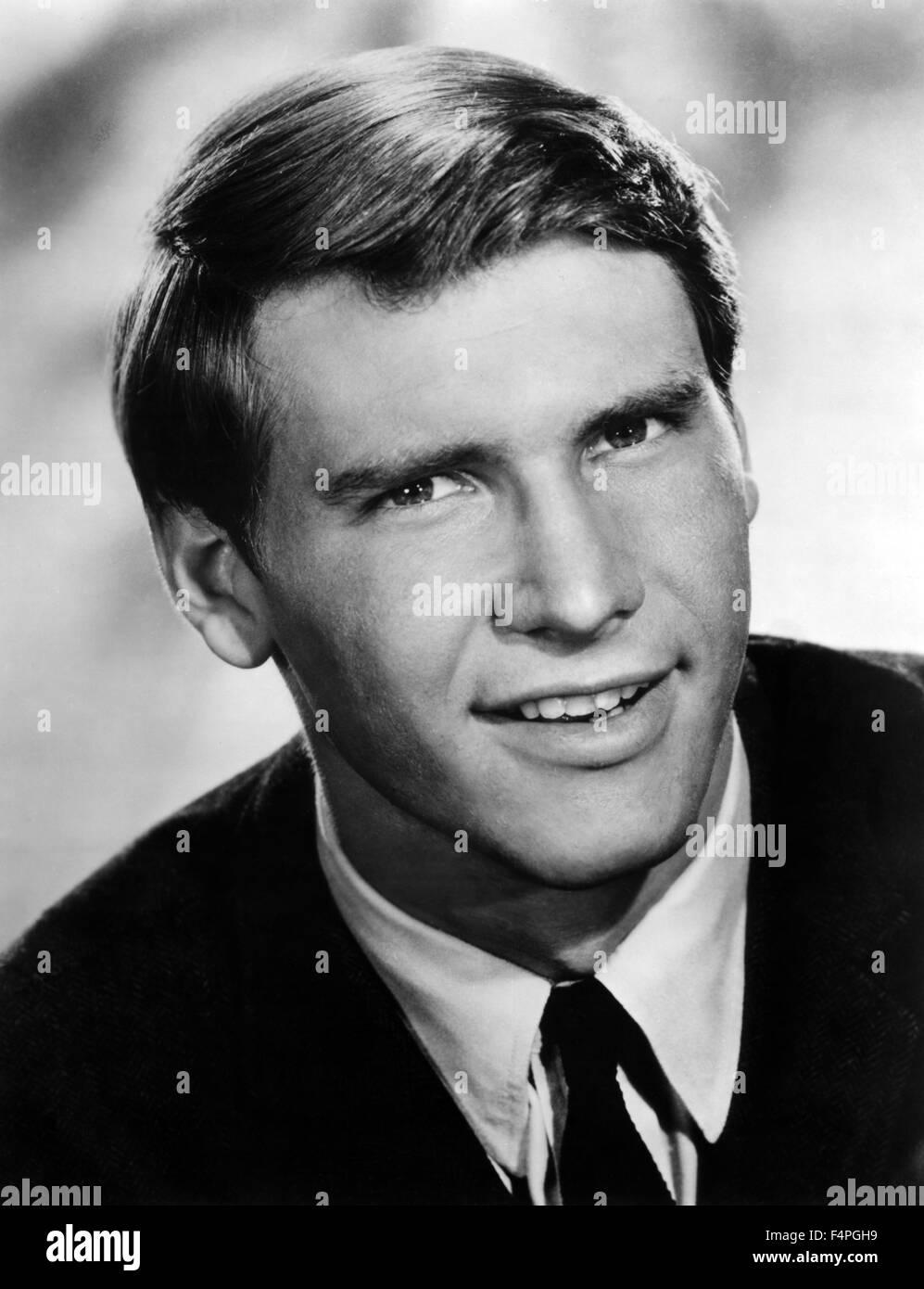 Harrison Ford / Ritratto primi anni settanta Immagini Stock