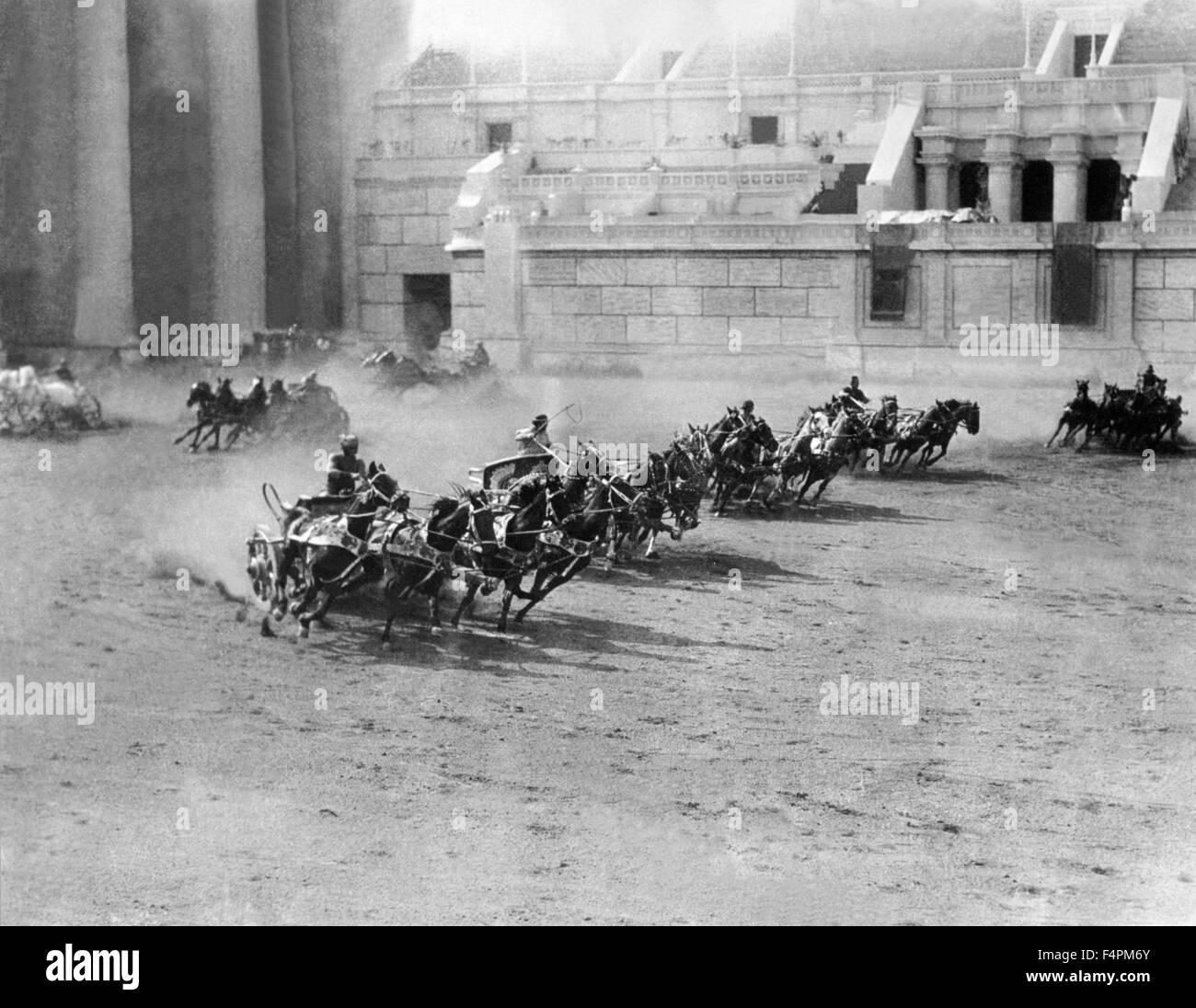 Ben-Hur : un racconto del Cristo / 1925 diretto da Fred Niblo [Metro Goldwyn Mayer Pictures] Immagini Stock